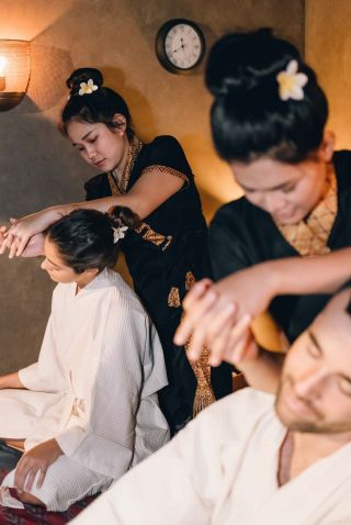 Traditional Thai Massage at Secret World Thai Massage Newtown Sydney
